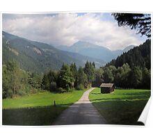 Carinthia, Kärnten, Austria, Poster