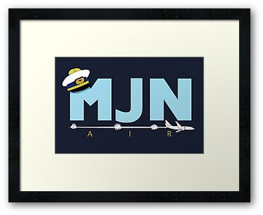 MJN Air  by Becky Hayes