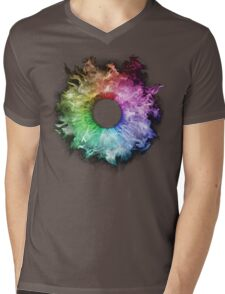 Eye II Mens V-Neck T-Shirt