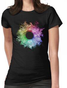 Eye II Womens Fitted T-Shirt