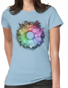 Eye II Womens Fitted T-Shirt
