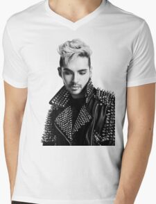 Bill Kaulitz Mens V-Neck T-Shirt