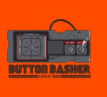 Certified Button Basher! T-Shirt
