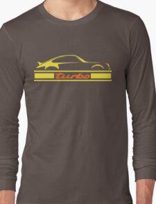 turbo 911 Long Sleeve T-Shirt