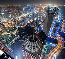 85th Floor by Sebastian Opitz