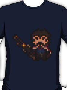 Pixel-Gunslinger Graves T-Shirt
