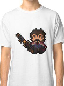 Pixel-Gunslinger Graves Classic T-Shirt