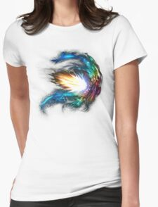 Collide Womens Fitted T-Shirt