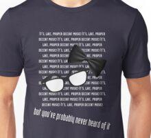 Hipster Music Unisex T-Shirt