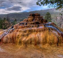 Pinkerton Hot Springs by Terence Russell