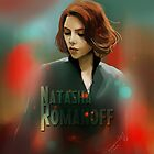 Natasha Romanoff  by KanaHyde