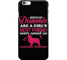 Australian Shepherd Lover iPhone Case/Skin