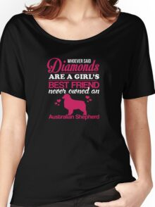 Australian Shepherd Lover Women's Relaxed Fit T-Shirt