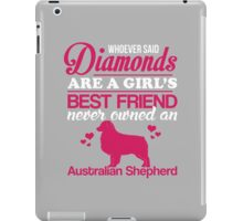 Australian Shepherd Lover iPad Case/Skin