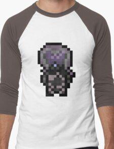 Pixel'Zorah Men's Baseball ¾ T-Shirt