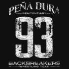Peña Dura Backbreakers Wrestling Team by mysundown