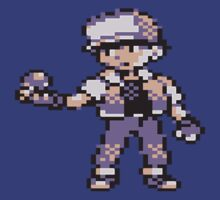 Pokemon Blue Sprite by james0scott