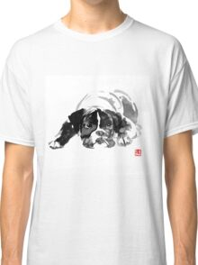 sad dog Classic T-Shirt