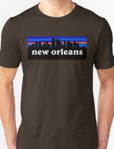 New Orleans Skyline - Louisiana T-Shirt