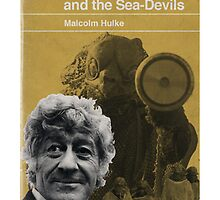 Doctor Who and the Sea-Devils - Penguin style by JGarrattley