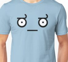 Look of Disapproval (Fixed transparency version) Unisex T-Shirt