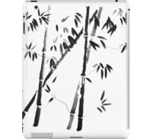 bamboo forest iPad Case/Skin
