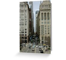 Chicago Point of View Greeting Card