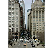 Chicago Point of View Photographic Print