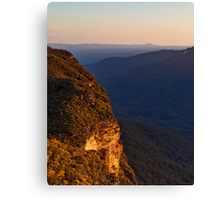 Kings Tableland Canvas Print