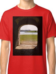 There is a world outside... Classic T-Shirt