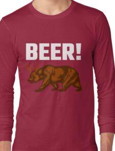 Beer! Long Sleeve T-Shirt
