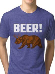 Beer! Tri-blend T-Shirt