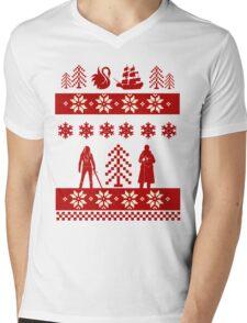 CaptainSwan Christmas! Mens V-Neck T-Shirt