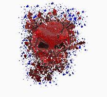 skull splat Unisex T-Shirt