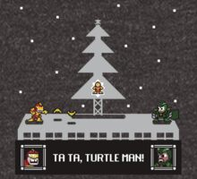 Turbo Man II (Christmas 2015 variant) by Tomsilitis