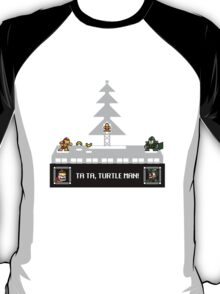 Turbo Man II (Christmas 2015 variant) T-Shirt