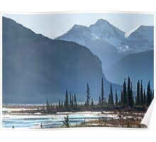 Canadian Rockies Poster