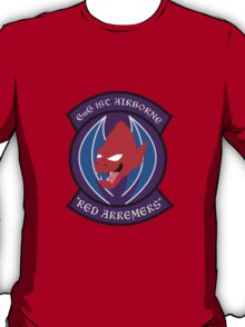 "GnG 1st Airborne ""RED ARREMERS"" T-Shirt"