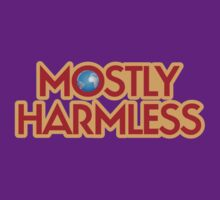 Mostly Harmless by M Dean Jones