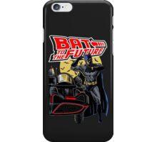 Bat To The Future iPhone Case/Skin