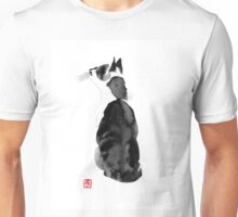 watching cat Unisex T-Shirt