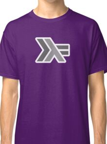 haskell (round outline) Classic T-Shirt
