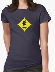 You Enjoy Mini-Tramps Womens Fitted T-Shirt