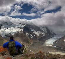 Glacial View! by JamesA1