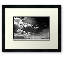 00299 Framed Print