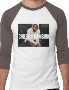 Childish Gambino Men's Baseball ¾ T-Shirt