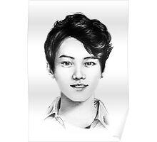 Luhan. Poster
