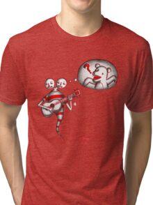 Guitar Man Tri-blend T-Shirt