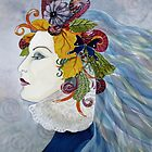Butterfly Bride by Laura Lea Comeau