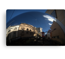 Life in a Bubble Canvas Print